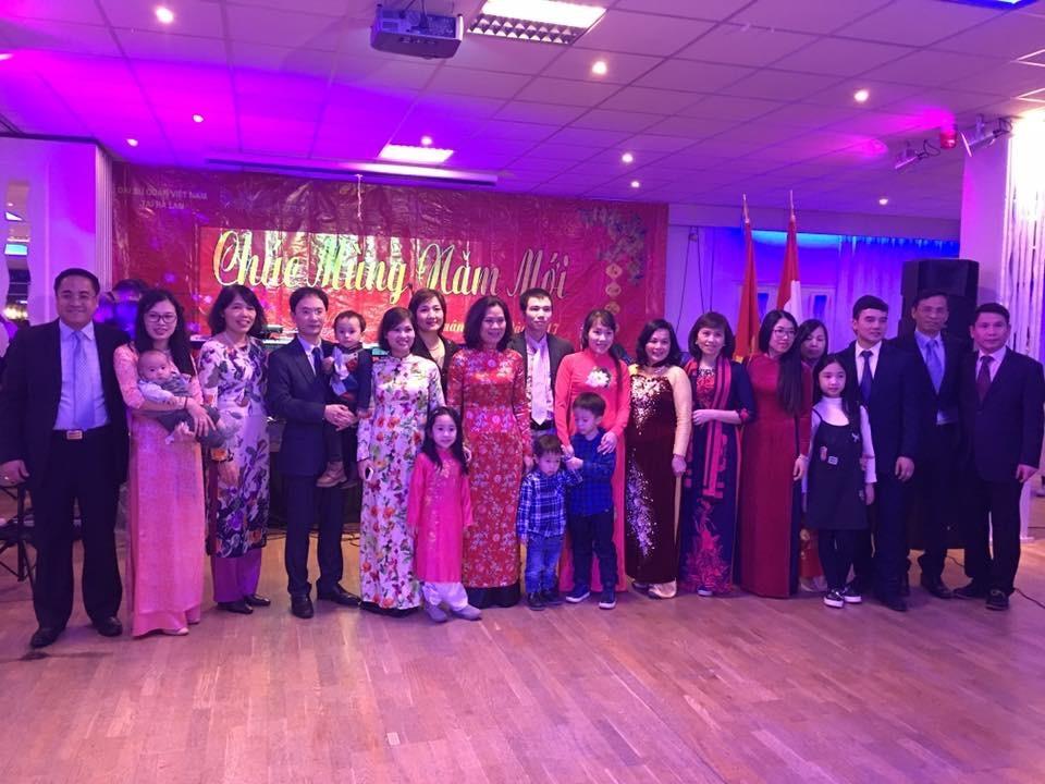 Cộng đồng người Việt Nam tại Hà Lan gặp mặt mừng xuân Đinh Dậu