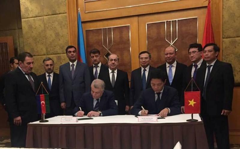 Khóa họp thứ nhất UBLCP Việt Nam – Azerbaijan về hợp tác kinh tế - thương mại và khoa học – kỹ thuật