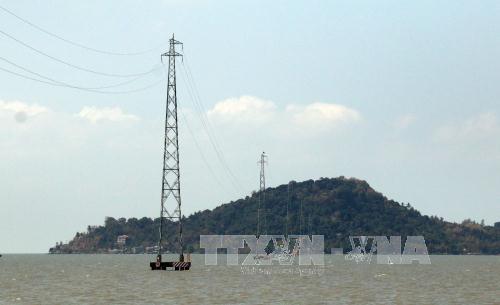 Đem điện ra xã đảo, tạo sức bật phát triển kinh tế