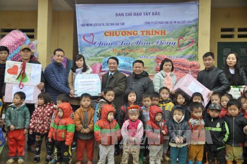 Ban Chỉ đạo Tây Bắc thăm, chúc Tết tại huyện vùng cao Sa Pa, Lào Cai