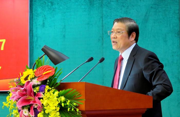 Ban Nội chính Trung ương triển khai nhiệm vụ công tác năm 2017