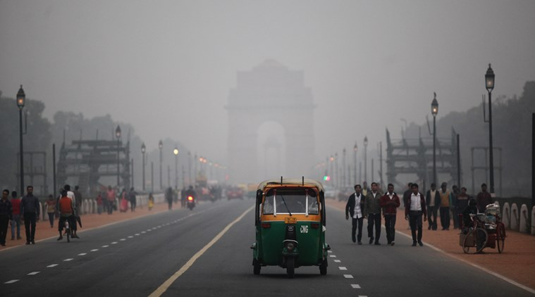 Ô nhiễm không khí khiến 1,2 triệu người tử vong mỗi năm ở Ấn Độ