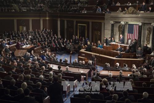 Quốc hội Mỹ xác nhận ông Donald Trump đắc cử Tổng thống