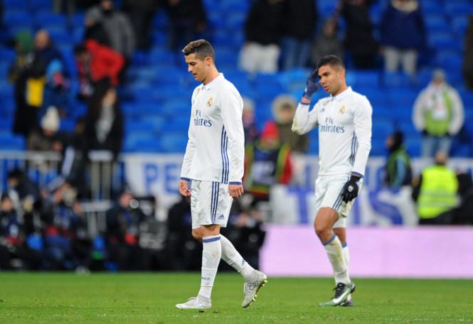 Real Madrid thua trận thứ hai liên tiếp