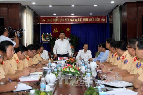 Trong 6 ngày nghỉ Tết, Thành phố Hồ Chí Minh không có người chết do tai nạn giao thông