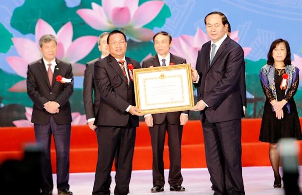TS Hoàng Đức Thảo: Với Giải thưởng Hồ Chí Minh, chúng tôi đang khởi đầu cho một sứ mệnh mới