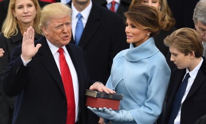 Tân Tổng thống Donald Trump cam kết nỗ lực xây dựng lại nước Mỹ