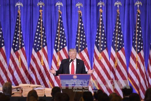 Tổng thống đắc cử Mỹ gợi ý dỡ bỏ trừng phạt Nga đổi lấy thỏa thuận cắt giảm hạt nhân