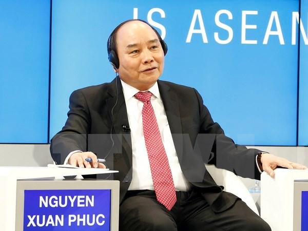 Thủ tướng Nguyễn Xuân Phúc kết thúc tốt đẹp chuyến tham dự Hội nghị thường niên WEF tại Davos