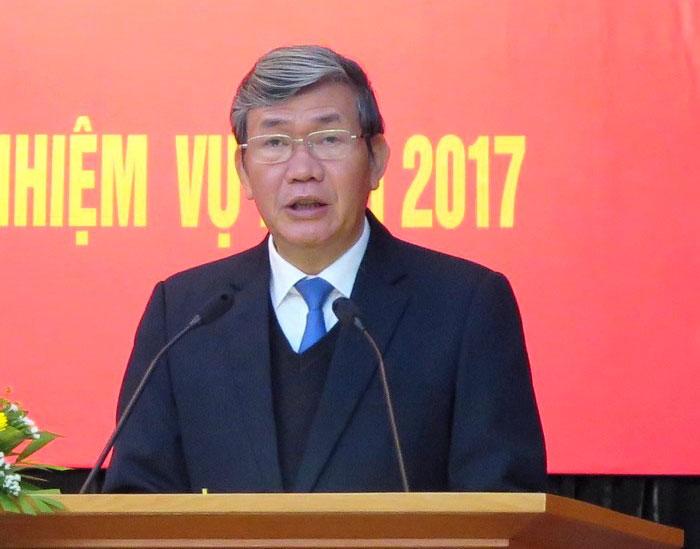 Văn phòng Trung ương Đảng tổng kết công tác năm 2016, triển khai nhiệm vụ năm 2017