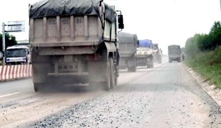 Đồng Nai: Vi phạm về tải trọng xe giảm trên 92%