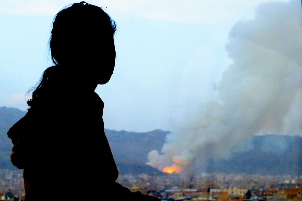 Yemen: Gần 1.400 trẻ em thiệt mạng vì chiến tranh