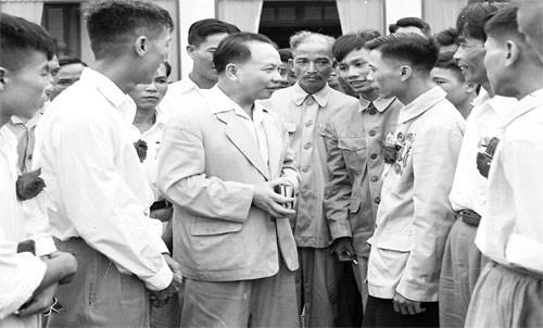 Tổng Bí thư Trường Chinh - Nhà lý luận xuất sắc, nhà lãnh đạo kiệt xuất, một nhân cách lớn của Cách mạng Việt Nam