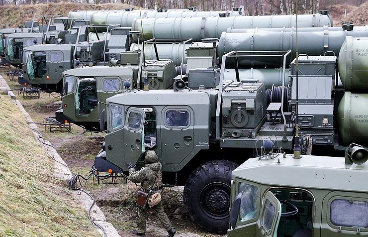 Thổ Nhĩ Kỳ sẽ thảo luận về thương vụ mua tổ hợp tên lửa S-400 với Nga vào tháng tới