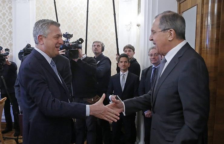 Quan điểm của Nga về giải quyết vấn đề người tị nạn ở khu vực Trung Đông - Bắc Phi