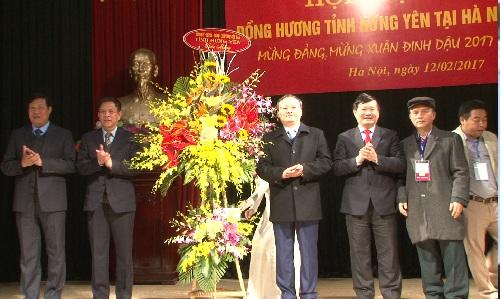 Hội đồng hương Hưng Yên tại Hà Nội, Hải Dương và Hải Phòng tổ chức gặp mặt đầu xuân Đinh Dậu