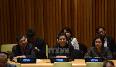 Liên hợp quốc đánh giá cao vai trò của Việt Nam tại các diễn đàn quốc tế và khu vực