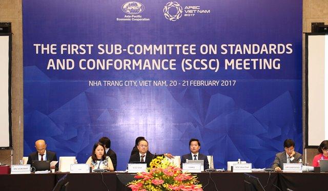 APEC 2017: Tiêu chuẩn và Hợp chuẩn góp phần thúc đẩy thuận lợi hóa thương mại