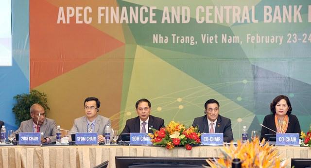 APEC 2017: Chủ động ứng phó với những biến động kinh tế toàn cầu