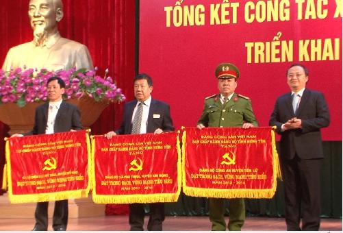 Hưng Yên đẩy mạnh phát triển kinh tế gắn với  công tác xây dựng Đảng