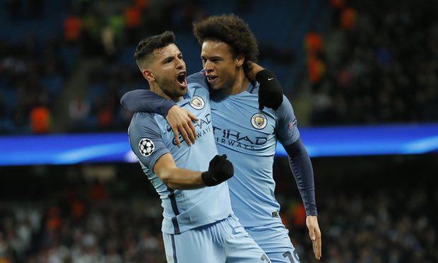 Man City vượt qua Monaco trong trận cầu kịch tính