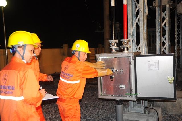 Đảm bảo điện phục vụ Hội nghị APEC 2017