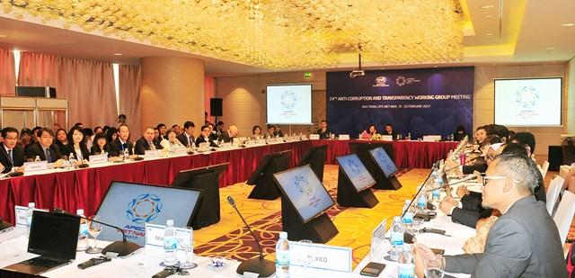 Các phiên họp đầu tiên của Hội nghị lần thứ nhât các quan chức cấp cao APEC 2017