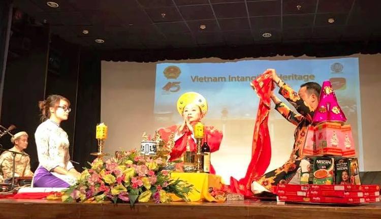 Giới thiệu tín ngưỡng thờ Mẫu của Việt Nam tại Ấn Độ