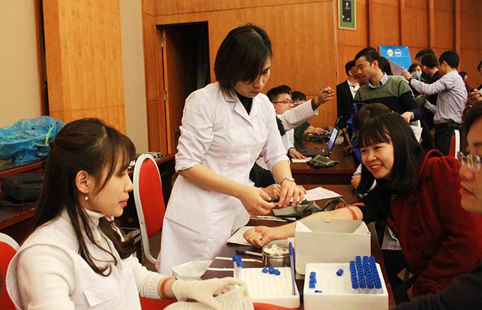 Bộ Khoa học và Công nghệ tổ chức Ngày hội hiến máu tình nguyện vì sức khỏe cộng đồng