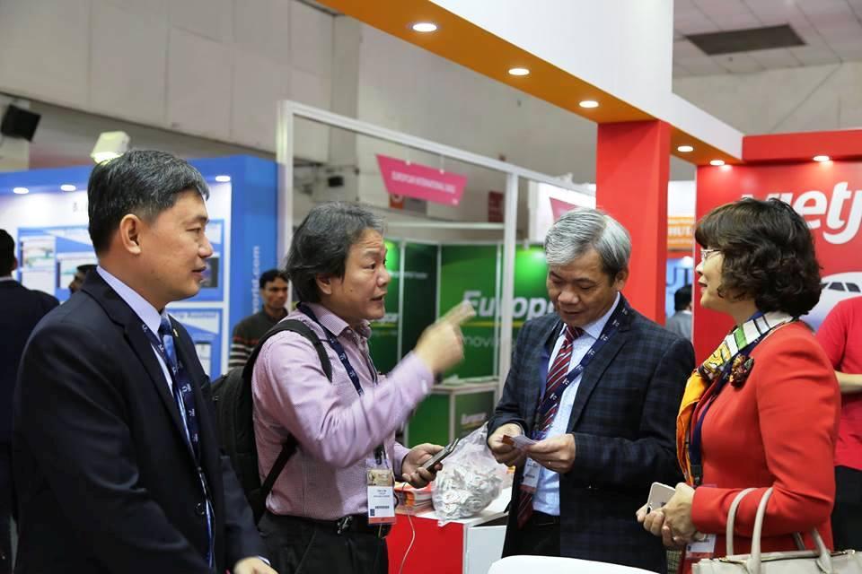 Việt Nam tham dự Hội chợ Du lịch quốc tế SATTE 2017 tại Ấn Độ