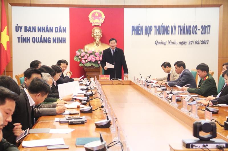 2 tháng đầu năm 2017, kinh tế -xã hội của Quảng Ninh tiếp tục có những chuyển biến tích cực