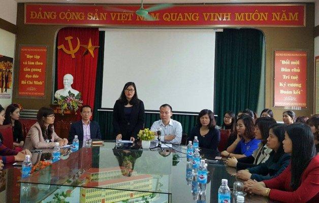 Hà Nội: Công bố quyết định cách chức Hiệu trưởng, Hiệu phó Trường Tiểu học Nam Trung Yên