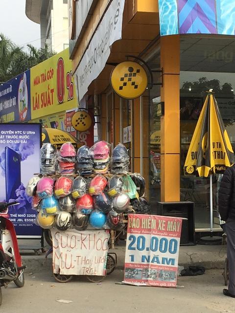 Cảnh giác với bảo hiểm xe máy 20.000 đồng