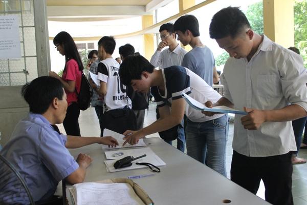 Mỗi thí sinh chỉ được điều chỉnh đăng ký xét tuyển 01 lần