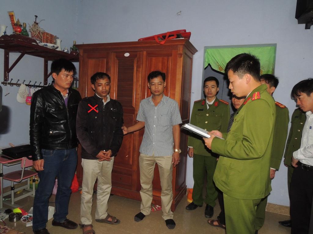 Hà Nam: Bắt đối tượng lừa đảo dưới hình thức mua hàng trả góp bằng giấy tờ giả