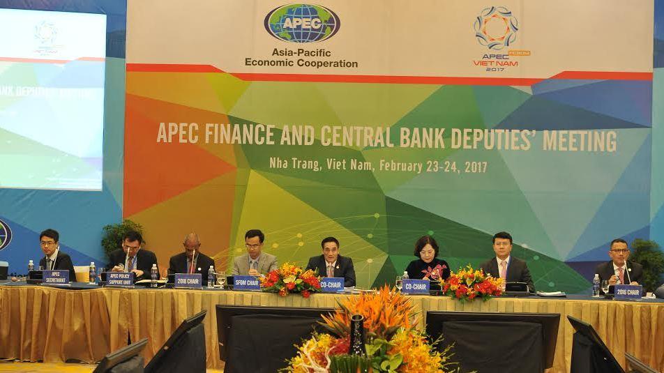 APEC 2017: Khai mạc Hội nghị Thứ trưởng Tài chính và Phó Thống đốc Ngân hàng Trung ương