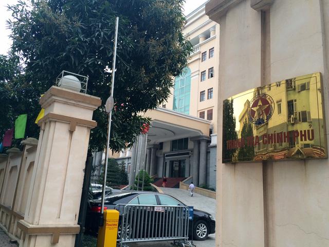Công bố kết luận thanh tra việc bổ nhiệm lãnh đạo tại Thanh tra Chính phủ