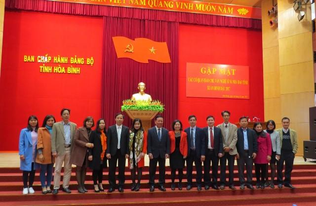 Hòa Bình: Tập trung đổi mới, nâng cao hiệu quả hoạt động công tác tuyên giáo