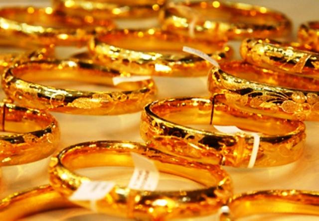 Thị trường vàng trong nước tiếp tục ghi nhận các phiên giá lên xuống đan xen
