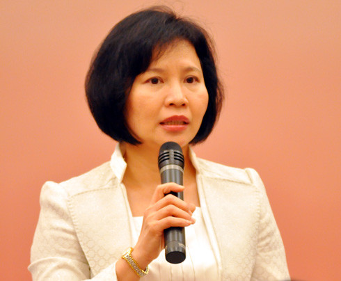 Tổng Bí thư yêu cầu kiểm tra thông tin các bài báo liên quan đến Thứ trưởng Bộ Công thương Hồ Thị Kim Thoa