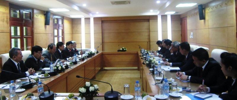 Tăng cường tình đoàn kết gắn bó giữa nhân dân hai nước Việt Nam – Lào