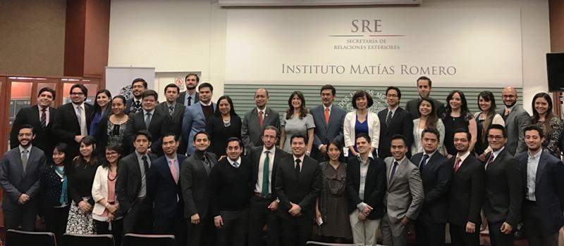 Đại sứ quán Việt Nam tham gia tổ chức Hội thảo về ASEAN tại Mexico