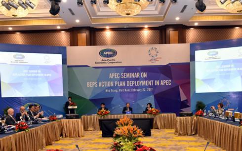 APEC 2017: Trao đổi các biện pháp thực thi về xói mòn cơ sở tính thuế và chuyển dịch lợi nhuận