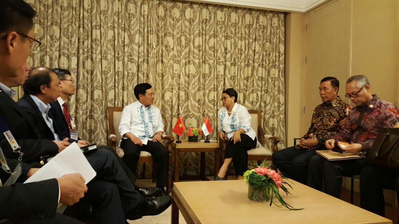 Tăng cường quan hệ hữu nghị truyền thống và Đối tác chiến lược Việt Nam - In-đô-nê-xi-a