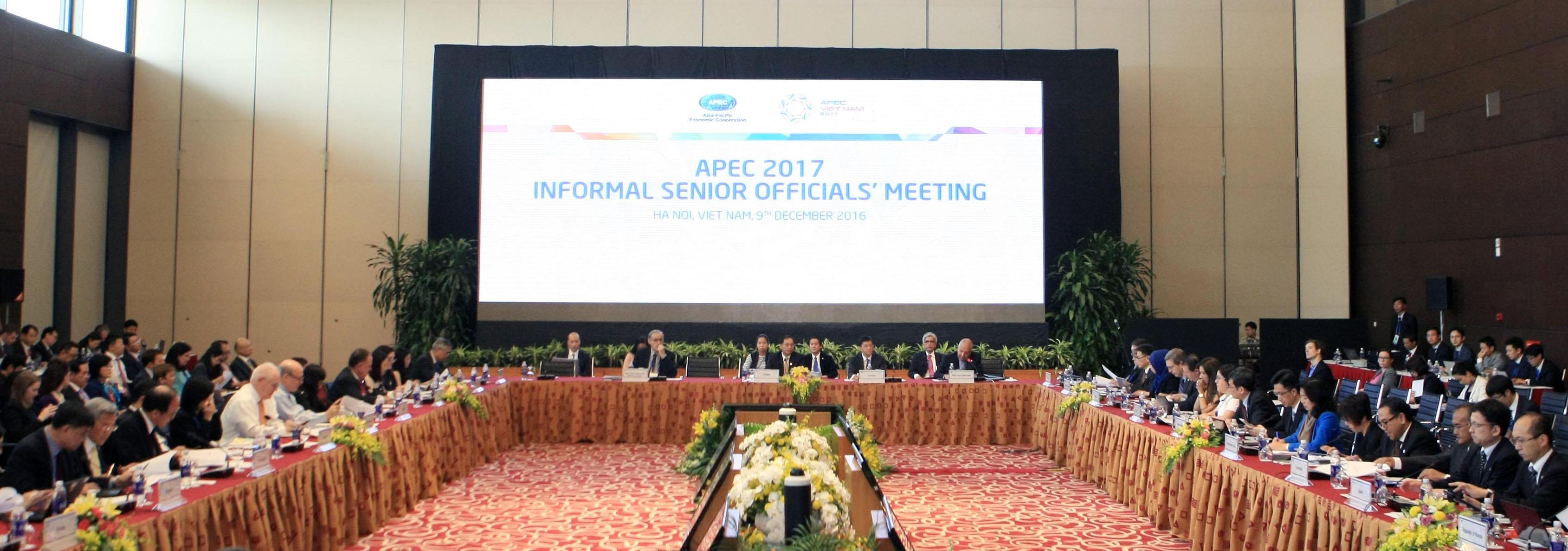 APEC Việt Nam 2017 – tạo động lực mới cho tăng trưởng bền vững của khu vực