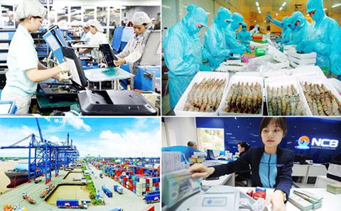 Nâng cao chất lượng tăng trưởng, sức cạnh tranh của nền kinh tế