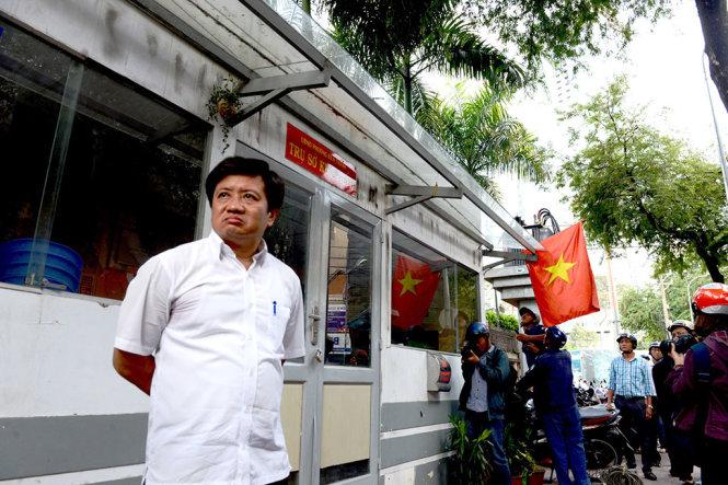 TP.Hồ Chí Minh với quyết tâm đòi lại vỉa hè cho người đi bộ