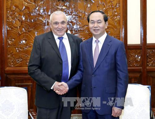 Đẩy mạnh hợp tác công nghệ cao Việt Nam - Israel