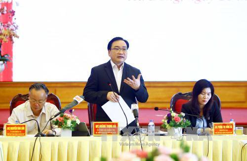 Hà Đông cần đẩy mạnh công tác quản lý đất đai và cải cách thủ tục hành chính