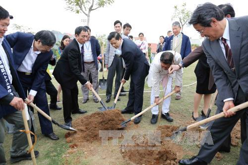 Thắt chặt hơn nữa tình hữu nghị giữa hai nước Việt Nam - Nhật Bản